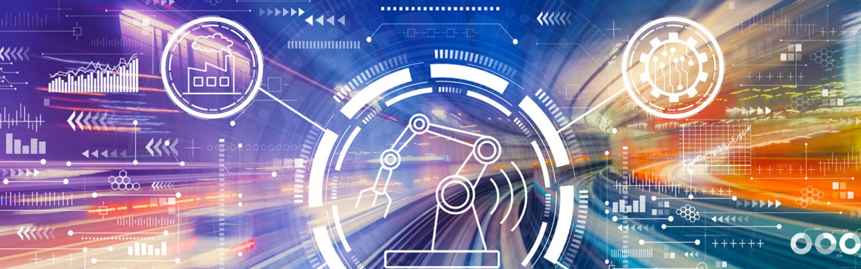 Digitalisierung, Stadt, Zukunft, Industrie