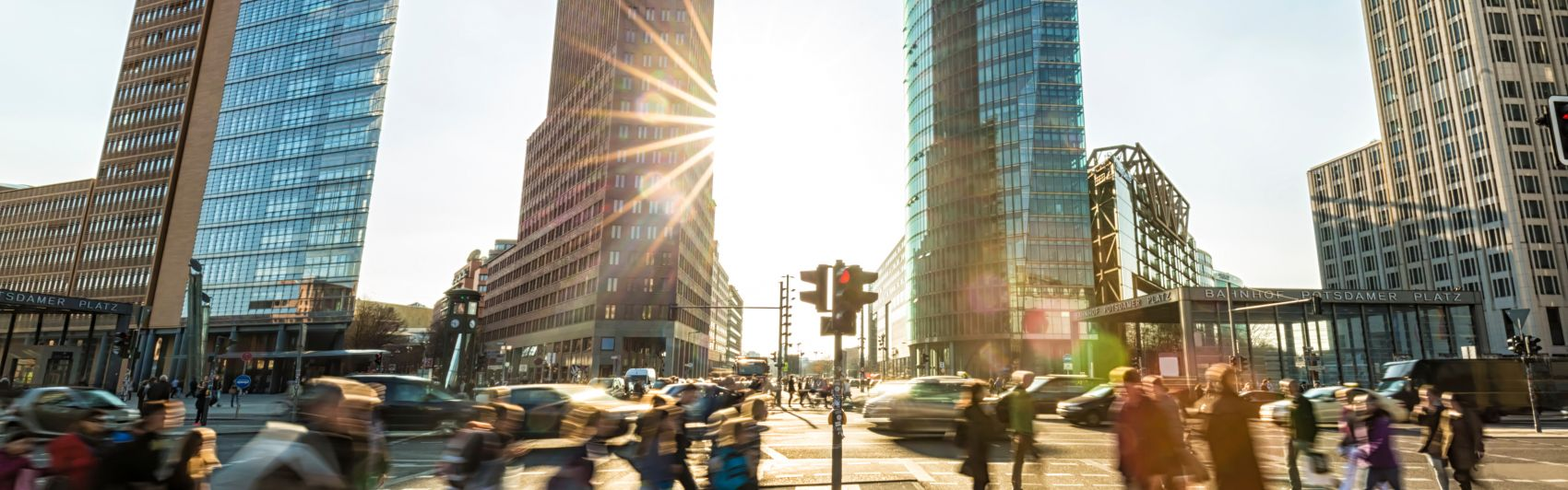 Büroflächen am Potsdamer Platz