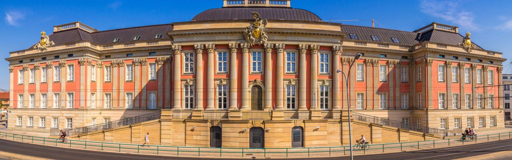 Brandenburg Landtag Potsdam
