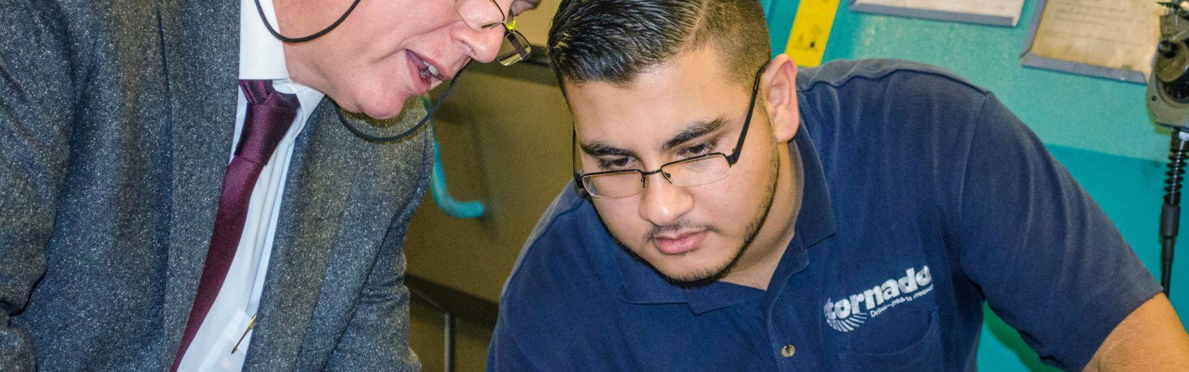 Ausbildung Integration Metall Elektro Industrie Zuwanderung