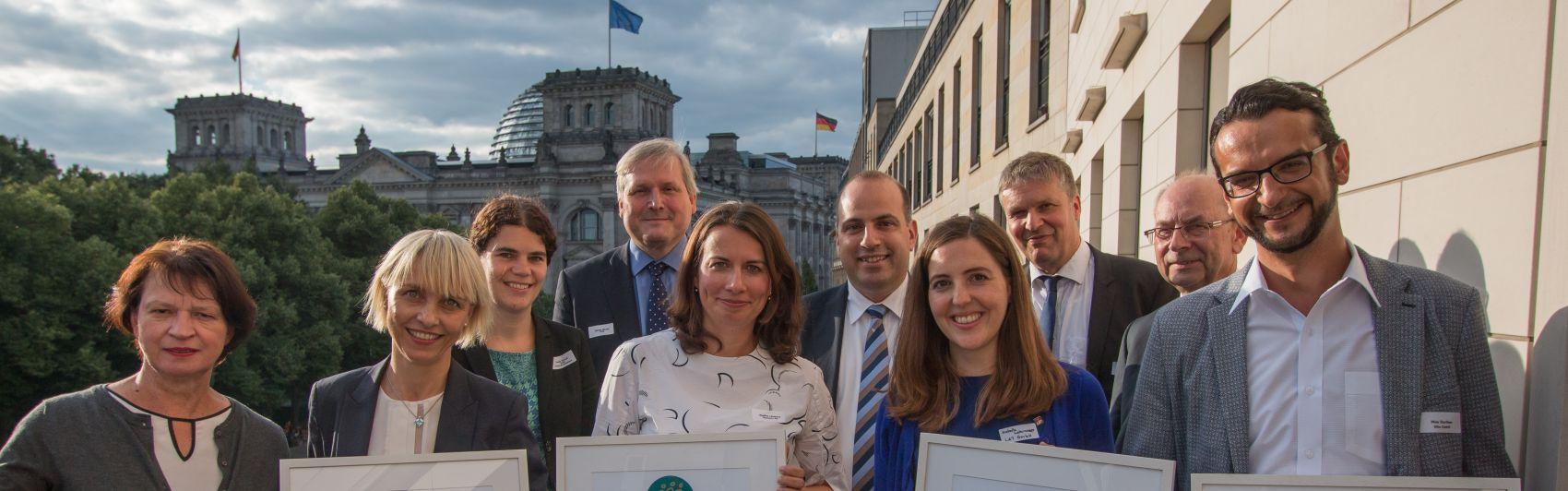 Auszeichnung Familienfreundliche Unternehmen