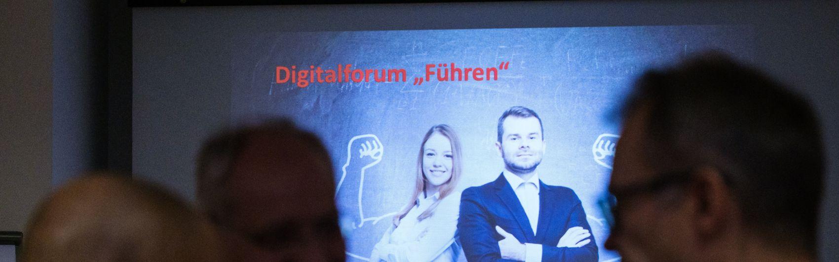 Abschlusspräsentation Führen.digital