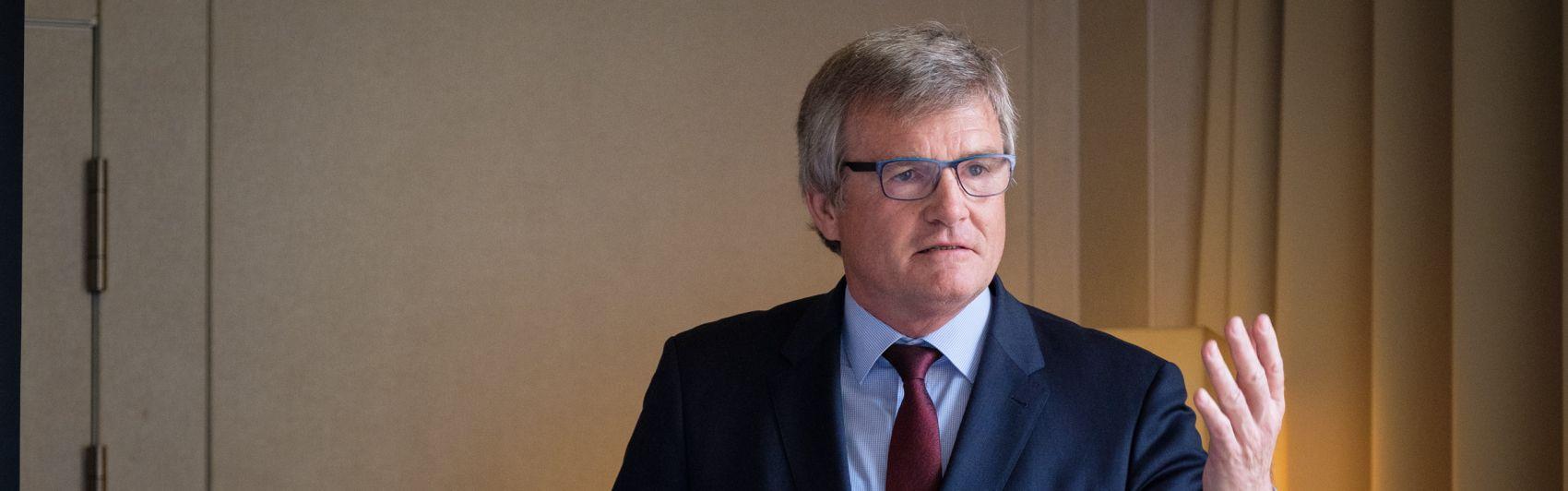 UVB-Präsident Dr. Frank Büchner