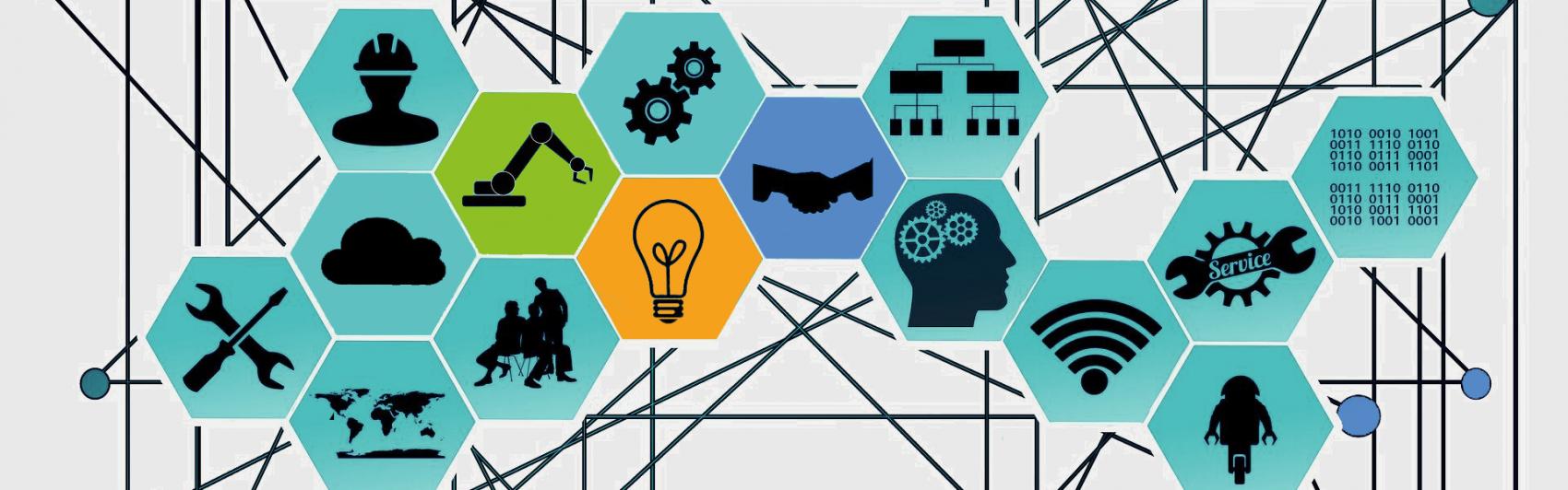 Industry; Innovation; Digitalisierung; Startups; Network